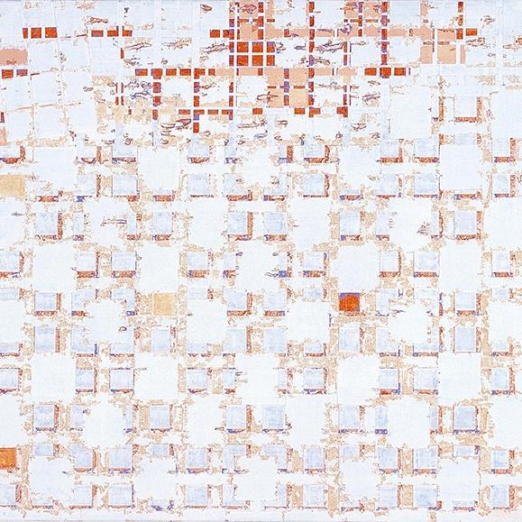 A Perceived Signal (2004) · mixed media