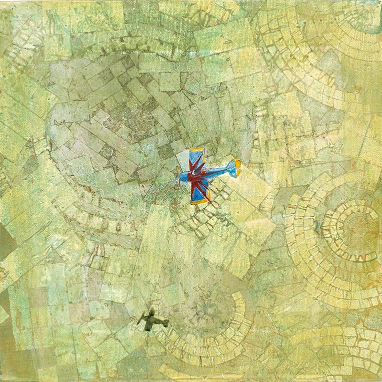 Pooh: Behemian (2008) · mixed media